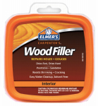 Elmer's Product E848D12 1/2-Pint General-Purpose Indoor Wood Filler