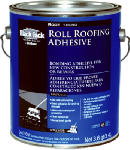 Gardner-Gibson 6150-9-34 Roll Roofing Adhesive, 3.6 QT
