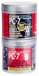 Protective Coating 087770 Epoxy Paste, Dark Grey, 1/2-Lb.