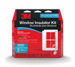 3M 2120W-6 Interior Window Insulator Kit, 2-Pack