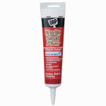 Dap 18526 5.5-oz. Kwik Seal Plus White Kitchen/Bath Microban Caulk