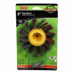 Ali Industries 7000 5-In. Fine-Grit Paint Stripper Sanding Wheel