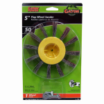 Ali Industries 7002 Paint Stripper Sanding Wheel, Coarse-Grit, 5-In.