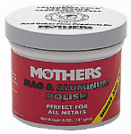 Mothers Polish 05100 5-oz. Mag & Aluminum Polish
