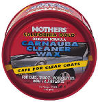 Mothers Polish 05500 12-oz. California Gold Paste Wax