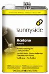 Sunnyside 840G1 Acetone, 1-Gallon