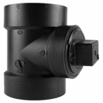 "B&K 02999H 3""Clean Outdoor or Outer Tee/Plug"