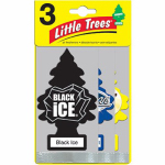 "Car Freshner U3P-30100 3-Pak Assortment ""Little Tree"" Air Fresheners"
