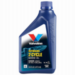 Valvoline Oil 469 Motor Oil, 2-Cycle, 16-oz.