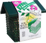 C & S Products 729 E-Z Fill Triple Suet Feeder