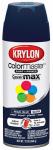 Krylon 51901 12 OZ Blue Gloss Enamel Spray Paint