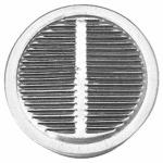 "Construction Metals 559112 2-1/2"" ALU Mini Vent"