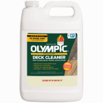 Olympic Ppg 52125A/01 Olympic Gallon Premium Deck Cleaner
