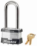 Master Lock 5KALJ-A214 2-Inch Keyed-Alike Laminated Padlock