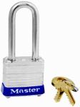 Master Lock 7KALF-P812 1-1/8 Inch Keyed-Alike Laminated Padlock