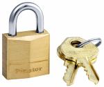Master Lock 120D 3/4-Inch Solid-Brass Body Pin Tumbler Padlock