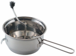 T-Fal/Wearever 50025 Stainless-Steel 3-In-1 Food Mill, 3-1/2-Qt.