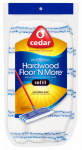 O'cedar Brands 118497 Hardwood Floor 'N More Mop Refill Bonnets