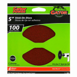 Ali Industries 3003 3-Pack 5-Inch 40-Grit Stick-On Sanding Disc