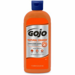 Gojo Industries 0951-15 Hand Cleaner with Pumice, Natural Orange, 7.5-oz.