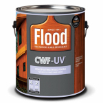 Flood/Ppg Architectural Fin FLD521-01 Wood Finish, Redwood, Gallon