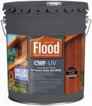 Flood/Ppg Architectural Fin FLD520-05 Wood Finish, Cedar, 5-Gals.