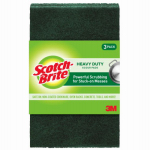 3M 223 Scouring Pads, 3-Pk.