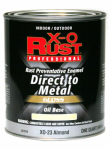 True Value Mfg XO23-QT Oil Base Paint, Gloss, Almond, Interior/Exterior, 1-Qt.