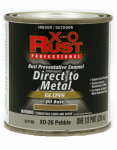 True Value Mfg XO26-HP Oil Base Paint, Gloss, Pebble, Interior/Exterior, 1/2-Pt.