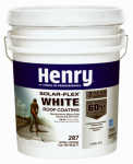 Henry HE287SF073 5-Gallon SolarFlex Elastomeric Roof Coating