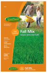 Barenbrug Usa 528234 8-Lb. Fall Grass Seed Mixture