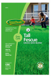 Barenbrug Usa 528275 8-Lb. Premium Tall Fescue Grass Seed Blend