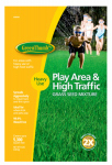 Barenbrug Usa 528283 8-Lb. Premium Play Area & High Traffic Grass Seed