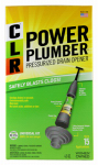Jelmar PP-KIT CLR Power Plumber 4.5-oz. Plunger Kit