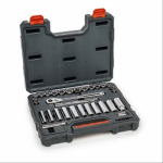 Apex Tool Group CTK30SET Tool Set, SAE/Metric Sockets, 30-Pc.