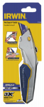 Irwin Industrial Tool 1774106 Pro-Touch Retractable Utility Knife