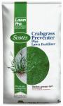Scotts Lawns 39605 Lawn Pro Crabgrass Preventer Plus Fertilizer, 26-0-3, Covers 5,000-Sq.-Ft.