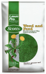 Scotts Lawns 51105 Lawn Pro Weed & Feed Fertilizer, 26-0-3, Covers 5,000-Sq.-Ft.