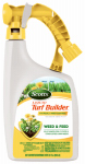 Scotts Lawns 5621106 Liquid Turf Builder Plus 2 Weed Control, 1-Qt.
