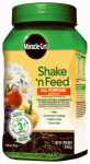 Scotts-Miracle Gro 1008131 Miracle Gro 1.8LB AP Shake & Feed