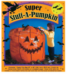 Sunhill Industries-Import C503RC/72 Super Stuff-A-Pumpkin Leaf Bag, 45 x 48-In.