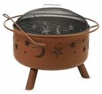 Landmann Mco Limited 28335 Big Sky Firepit, 29-In.
