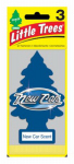 "Car Freshner U3S-32089 3-Pak New Car Scent ""Little Tree"" Air Fresheners"