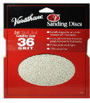 Rust-Oleum 203930 3 Pack 36G Sanding Disc