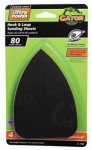 Ali Industries 7702 4-Pk., 80-Grit Mouse Sander Sheets