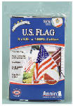 Annin Flagmakers 001124R 3 x 5-Ft. Cotton Replacement U.S. Flag