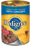 Mars Petcare Us 01073 Canned Dog Food, Chunky Chicken, 13.2-oz., Must Be Purchased in Quantities of 24