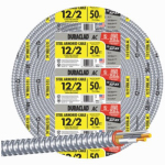Marmon Home Improvement Prod 1482-1602B 50-Ft. 12/2 ACT Armored Cable