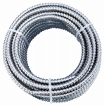Afc Cable Systems 5602-30-AFC Conduit, Reduced Wall, Aluminum, 1/2-In. x 100-Ft. Coil