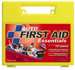 Acme United FAO-340 137-Piece Auto First Aid Kit